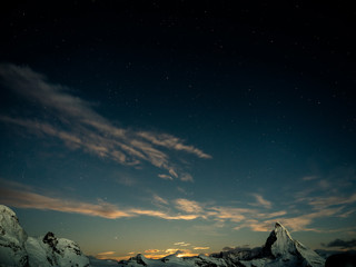 Nightsky Zermatt