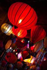 The Lanterns of Hoi An Vietnam
