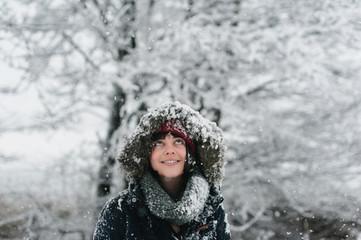 Experiencing Snow