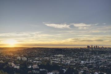 Sunrise Los Angeles