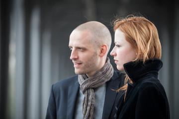 Profile of Couple