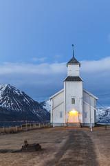 Gimsoy Church (Vertical)