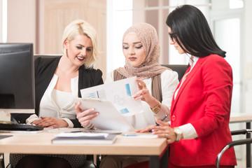 Women Business Teamwor