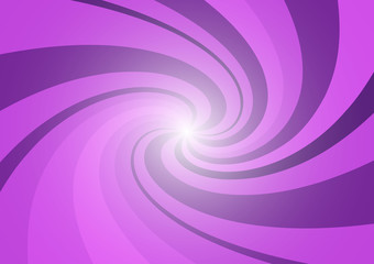 Puple twist abstract background