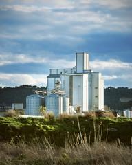 Factory of farm producs