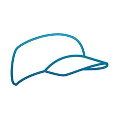 Hat cap isolated icon vector illustration graphic design