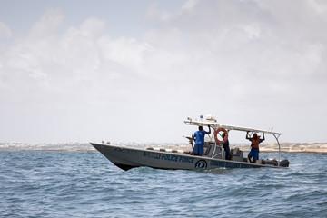 Somali Marine Police