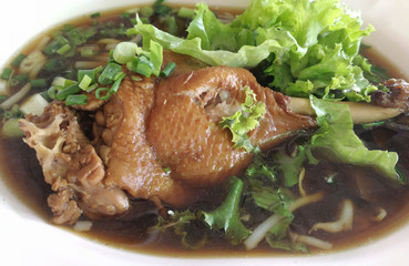 Pork Stewed Duck