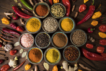 Spices, Cooking ingredient
