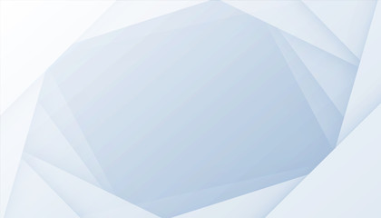 Abstract grey and white tech geometric corporate design background. vector illustration.