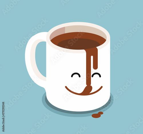 Coffee Funny Funny Coffee Cartoon Cup Cartoon Cup Characters Characters WH2IED9