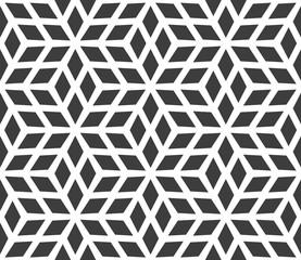 seamless geometric pattern made up of diamonds