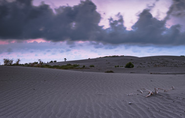 Indonesia Sand Dune