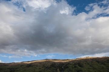 Mountains New Zealand South Island