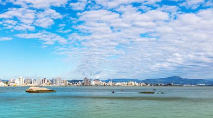 Baia norte, Florianópolis.