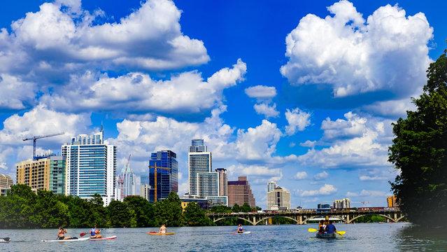 Austin by the lake