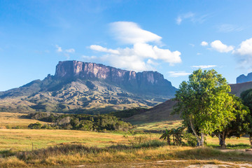 Mount Roraima, Venezuela, South America.