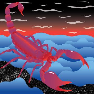 Scorpio - Scorpion