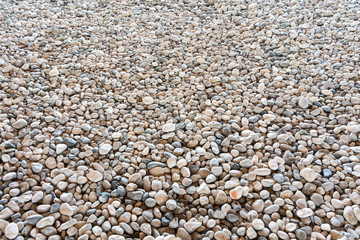 Small pebble stones for texture