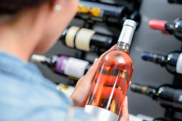 a nice bottle of wine