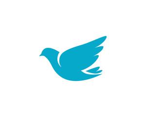 Bird Dove Logo Template