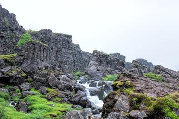 Thingvellir Park in Iceland