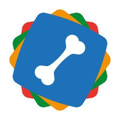 App Icon bunt - Knochen