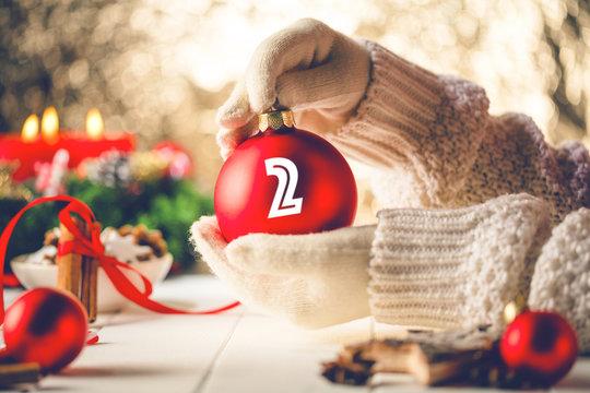 Weihnachten Advent