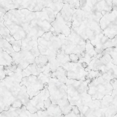 Vector marble texture design seamless pattern, black and white marbling surface, modern luxurious background