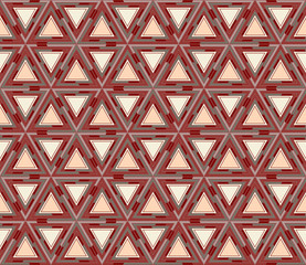 Geometric seamless pattern, background. Element for your design.