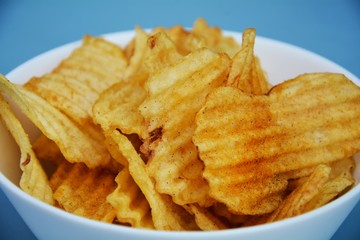 Chips or French fries