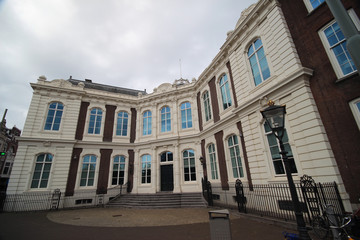 Raad van State (upper court) building in The Hague, the Netherlands
