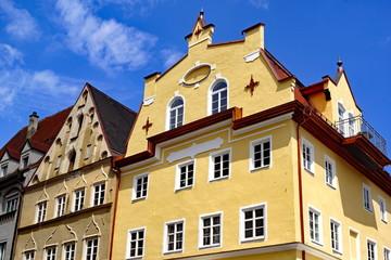 Wall Murals Altstadt von FÜSSEN im Allgäu