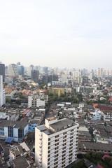 バンコク都会の景色