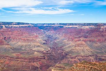 Grand Canyon South Rim winter morning Arizona USA