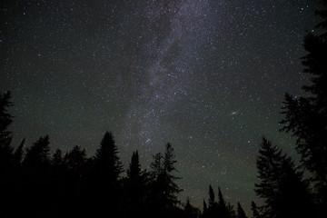 Astrophotography in Algonquin Provincial Park