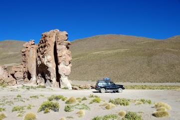 Formation rocheuse du parc national bolivien - 2