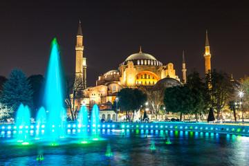 Ayasofya Museum (Hagia Sophia) in Istanbul