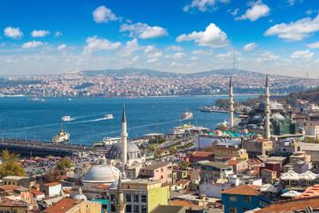 Istanbul view, Turkey