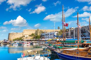 Photo sur Aluminium Chypre Kyrenia Castle, North Cyprus