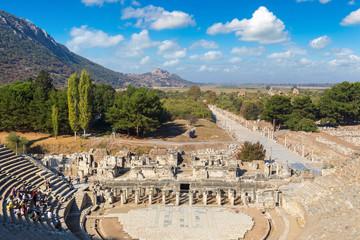 Amphitheater (Coliseum) in Ephesus