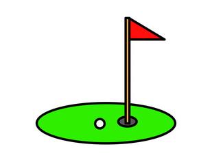 ゴルフ(色)