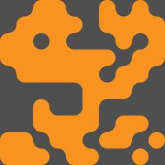 8 Bit Pixel Art Design Element