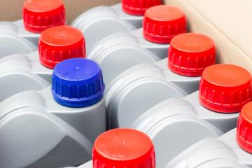 antifreeze bottle
