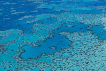 Great Barrier Reef - Luftbild
