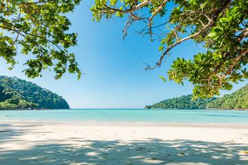 Beautiful tropical sea at Surin island, Thailand
