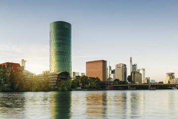 Westhafen Tower Frankfurt am Main