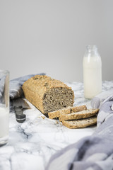 Paleo Bread with Almond Meal