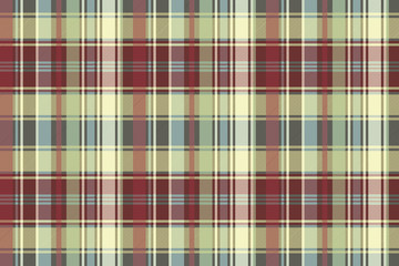 Abstract background check fabric texture seamless pattern