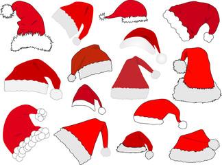 Santa Claus Hat .
